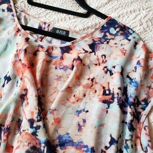 a.n.a Colorful Top